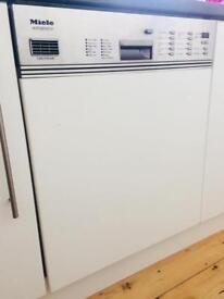 Miele integrated Dishwasher Dish Washer