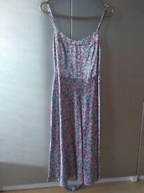 Beautiful silk Monsoon dress. Size 12.