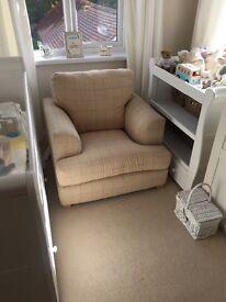 Sofa Sofa Chair used as Nursing chair