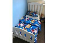 Kids toddler bed