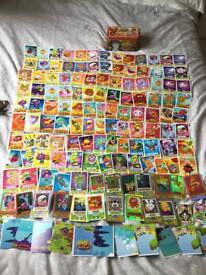Moshimonsters collectible cards