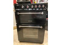 Used black range master Kitchener 60 gas cooker
