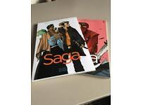 Saga - Vol 1&2 - Paperback