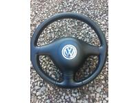 Vw Golf Mk4 Steering Wheel Anniversary Gttdi