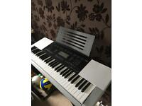 Casio CTK-4200 keyboard super bundle with various piano books