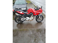 Bmw f800s in good overall condition for sale or swap