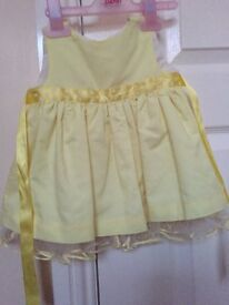 Baby girl Abella dress 3-6m