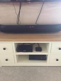 Bowers wilkins panorama 2 sound bar B&W not Bose asb-2 arcam