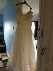 Wedding Dress Papillon of London