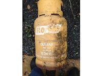 Gas bottle, Gas cylinder, Flo gas bottle