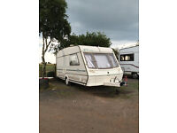 ABBEY VOGUE GTS 2 BERTH TOURING CARAVAN