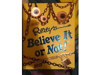 Ripleys Believe It Or Not (practically new)