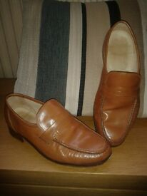 Men's shoes handmade by Grenson
