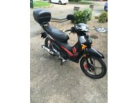 2013 Peugeot Vox 110 cc only 310 miles