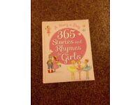 Girls 365 story book BRAND NEW