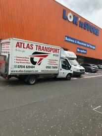 Atlas transports ....lower cost removals ,deliveries and collections