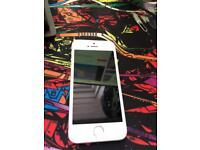 iPhone SE Silver 128 GB