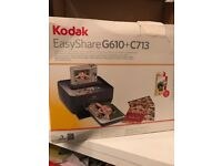 Kodak easyshare G610 printer