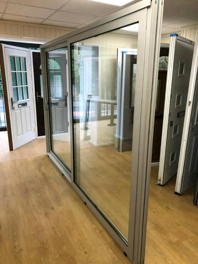 Aluminium Sliding Patio Doors In Rossendale Lancashire Gumtree