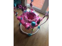 Bright stars Minnie Mouse jumperoo