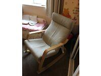 Nursing/rocking chair