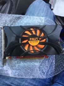 GTS 450 graphics card