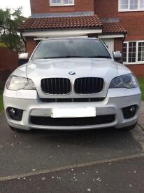 BMW X5 M Sport 30d 245bhp facelift model. £1000's of extras