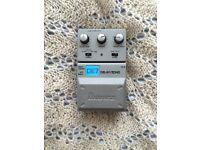 Ibanez DE7 Delay Echo pedal