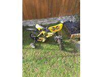 Raliegh MX12 boys first bike