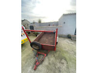 Trailer for sale (4ft X 6ft) - good condition
