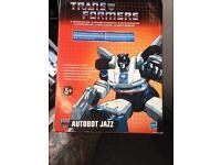 Transformers G1 Jazz (reissue)