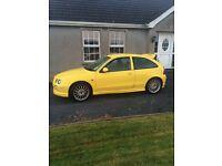 2004 Yellow 1.4 MG ZR