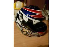 Bulldog Crash Helmet