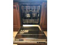 Beko dishwasher intergrated dw1644