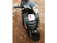 Honda ps1 125 moped