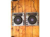 Pioneer CDJ 800 mk1 (pair)