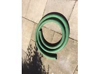 4-5m approx x 50mm Reinforced Ribbed Flexible Hose for Garden or Pond Pump