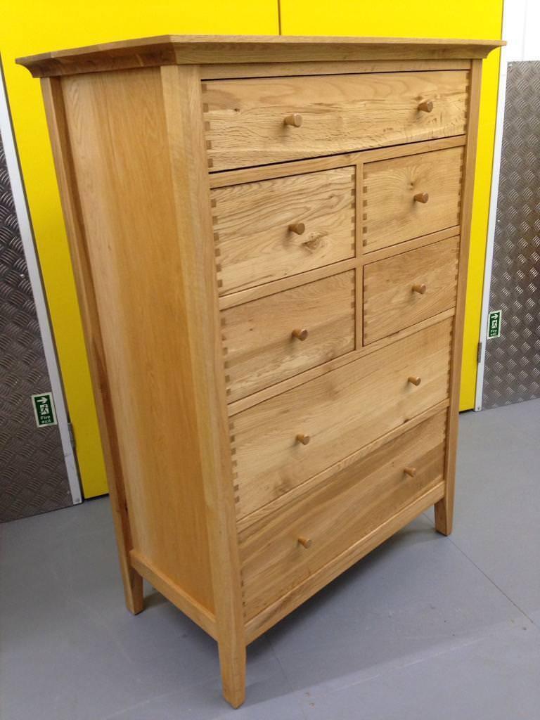 John Lewis Essence Oak Chest Of Drawers Dresser Sideboard Ashley Habitat Loaf Oka Lombok
