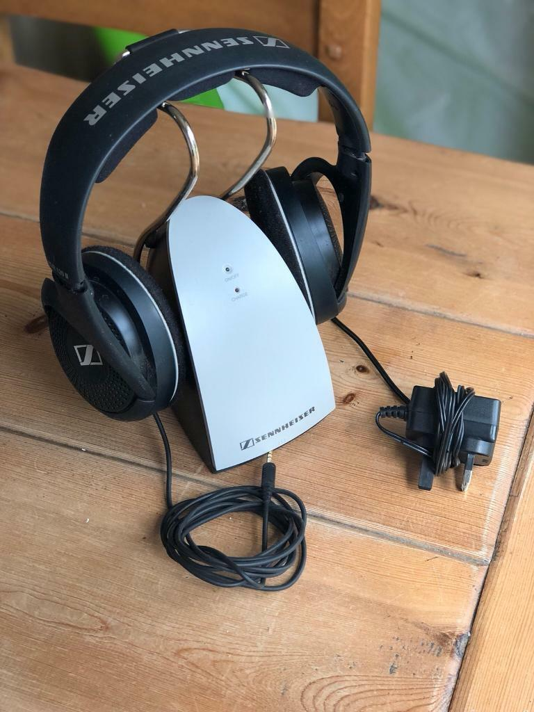 c13e9cf975e Sennheiser HDR 120 II Wireless Headphones | in Derby, Derbyshire ...