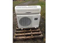 Bergdorf split air conditioner