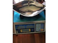 Electric Weighing Scales