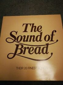The Sound of Bread vinyl lp