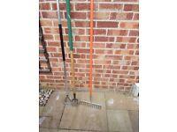 3 x Garden Tools