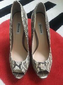 Ladies heel