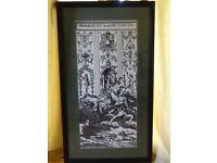 Black and White Framed Prints