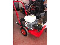 Honda petrol pressure washer finance