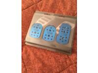 aluminium rs pedals