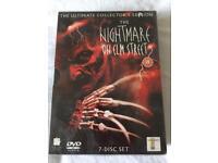 Nightmare on Elm Street DVD box set