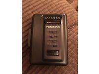 Vintage Panasonic RQ-V162 Walkman