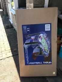 Large table football